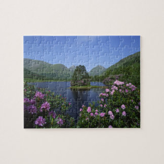 Glen Etive, Highlands, Scotland Puzzles