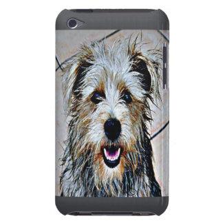 Glen of Imaal Terrier Pop Art iPod Case-Mate Cases