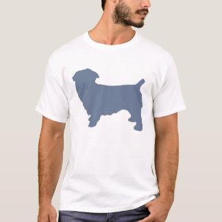 glen of imaal terrier silo blue.png T-Shirt