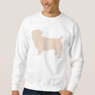glen of imaal terrier silo wheaten sweatshirt