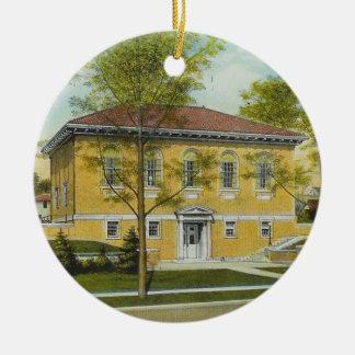 Glen Ridge Public Library Ornament