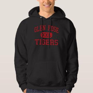 Glen Rose - Tigers - High School - Glen Rose Texas Hoodie