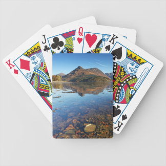 Glencoe and Ballachulish, Scotland Bicycle Playing Cards