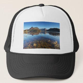 Glencoe and Ballachulish, Scotland Trucker Hat