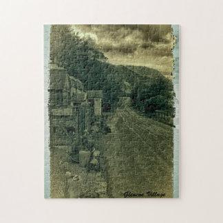 Glencoe Village, Glencoe, Lochaber , Scotland Jigsaw Puzzle
