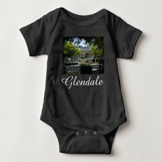 Glendale, California Adams Square Baby Bodysuit