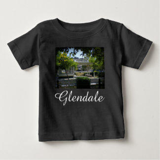 Glendale, California Adams Square Baby T-Shirt