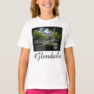 Glendale, California Adams Square T-Shirt