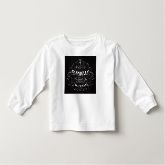 Glendale, California - The Jewel City Toddler T-shirt