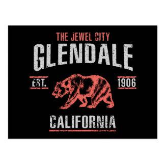 Glendale Postcard