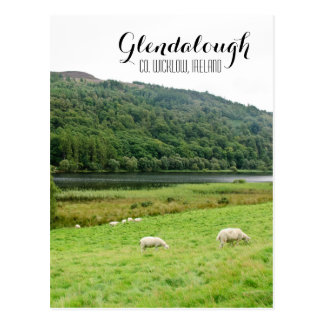Glendalough Grazers Postcard
