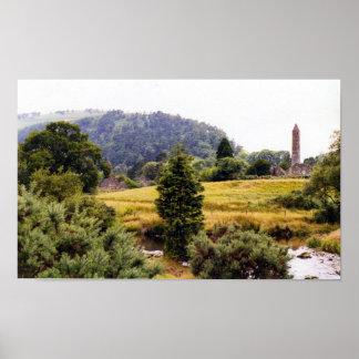 Glendalough Poster