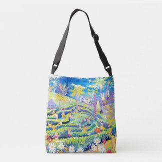 Glendurgan Garden Shopping bag by John Dyer