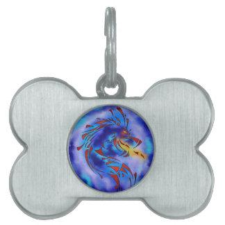 Glenfbach V1 - mystic dragon Pet Tags