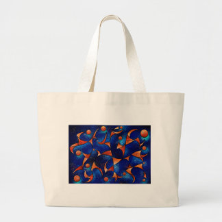 Glenfomus V1 - night vision Large Tote Bag