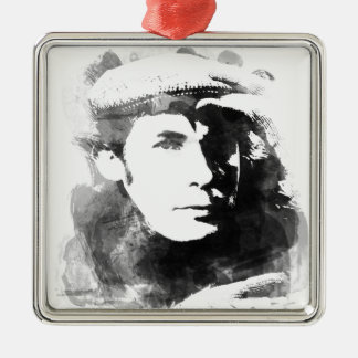 Glenn Gould Metal Ornament