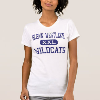 Glenn Westlake Wildcats Middle Lombard T-Shirt