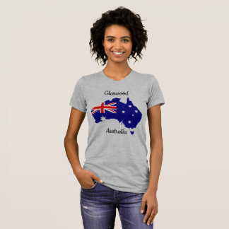 Glenwood  Australia shirt