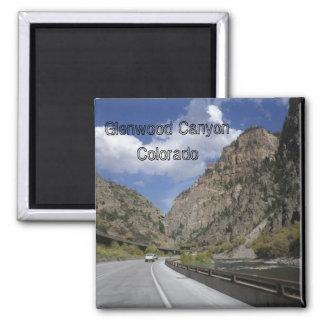 Glenwood Canyon - Colorado Magnet