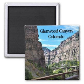 Glenwood Canyon Colorado Magnet