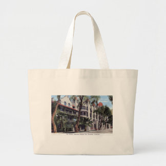 Glenwood Mission Inn, Riverside CA Vintage Large Tote Bag