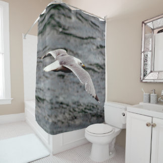 GLIDE SHOWER CURTAIN