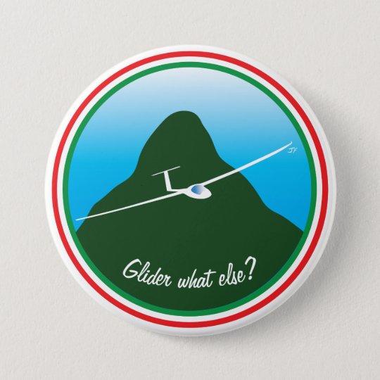 Glider - What else? 3 Inch Round Button