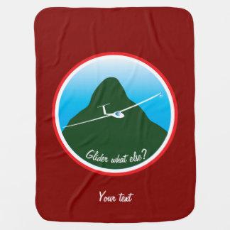Glider - What else? Baby Blanket