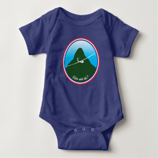 Glider - What else? Baby Bodysuit
