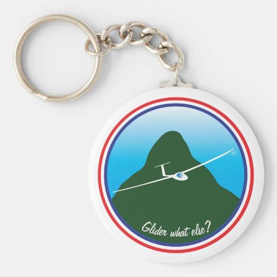 Glider - What else? Keychain