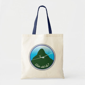 Glider - What else? Tote Bag