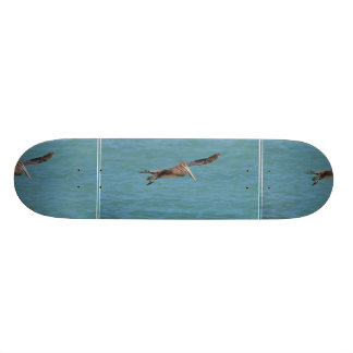 Gliding Pelican Skate Deck