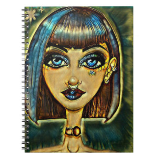 Glimmering Notebook