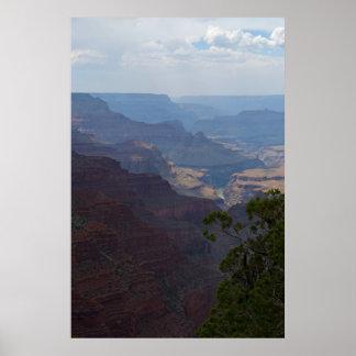 Glimpse of the Colorado River 4708 Print
