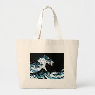 Glimpses of Unfamiliar Japan Large Tote Bag