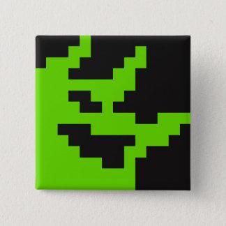 Glitch (2-Bit Mascot) Pin