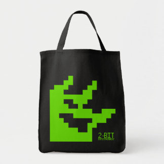 Glitch (2-Bit Mascot) Tote Bag