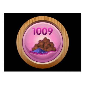 Glitch: achievement advanced spice collector postcard