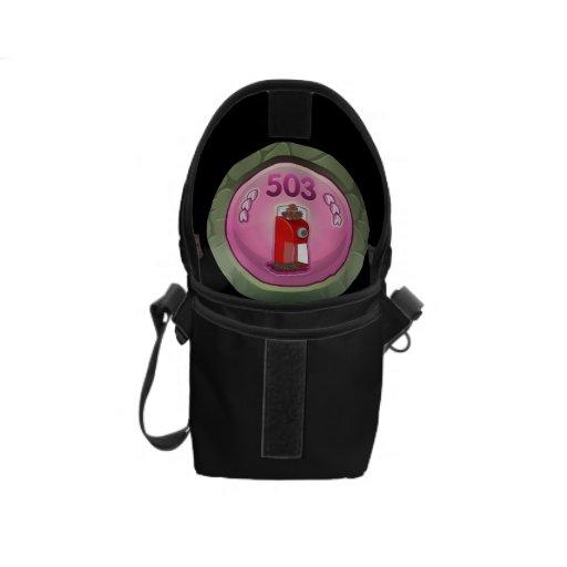 Glitch: achievement assistant spice manager messenger bags