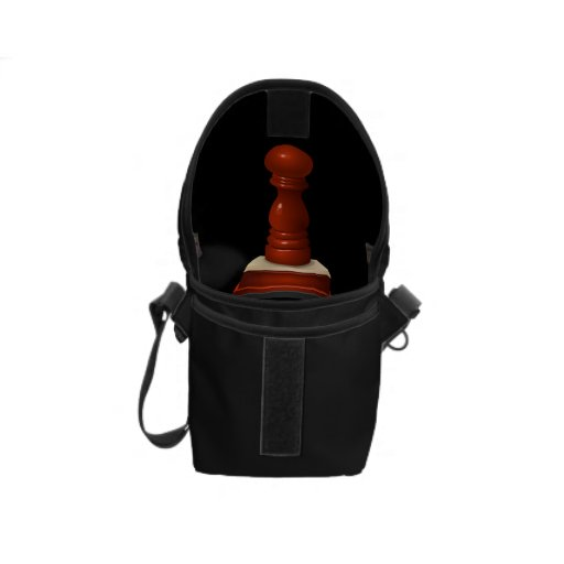 Glitch: achievement collection spices courier bag