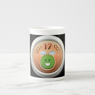 Glitch Achievement numismatizer dragon class Tea Cup
