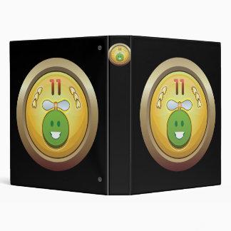 Glitch Achievement numismatizer gryphon class 3 Ring Binder