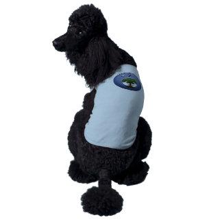 Glitch Achievement ok but needs improvement tree h Doggie Shirt