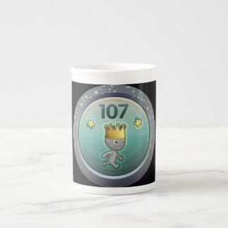Glitch Achievement order of the dragon sejant Tea Cup