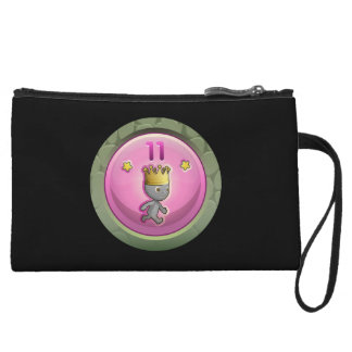 Glitch Achievement order of the rearing piggy Wristlet Clutches