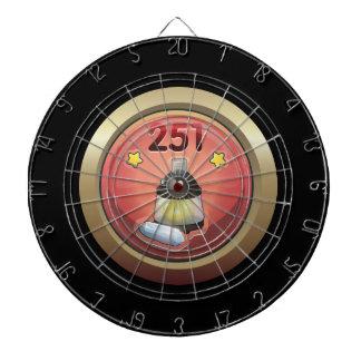 Glitch Achievement polymorphous crystallizer Dartboard With Darts