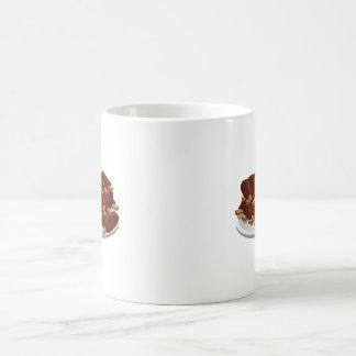 Glitch Food abbasid ribs Coffee Mug