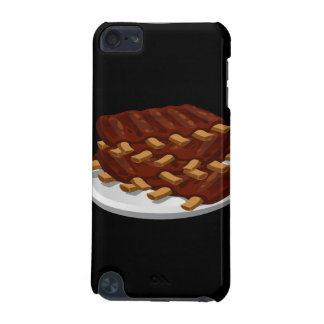 Glitch Food abbasid ribs iPod Touch (5th Generation) Covers