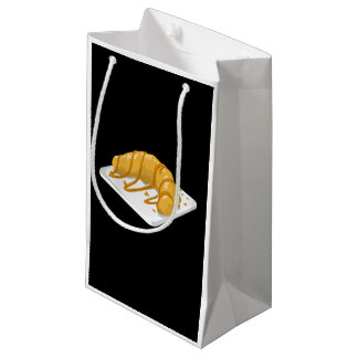 Glitch Food banana no names Small Gift Bag