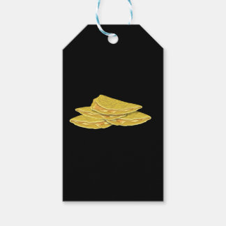 Glitch Food basic omelet Gift Tags